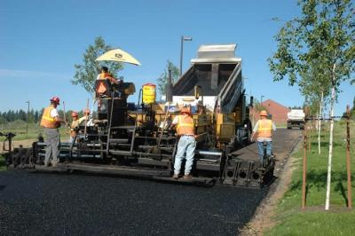 Adjudicacion Viales y Obras Publicas, la carretera TF-252 en el T.M.La Candelaria (Tenerife)