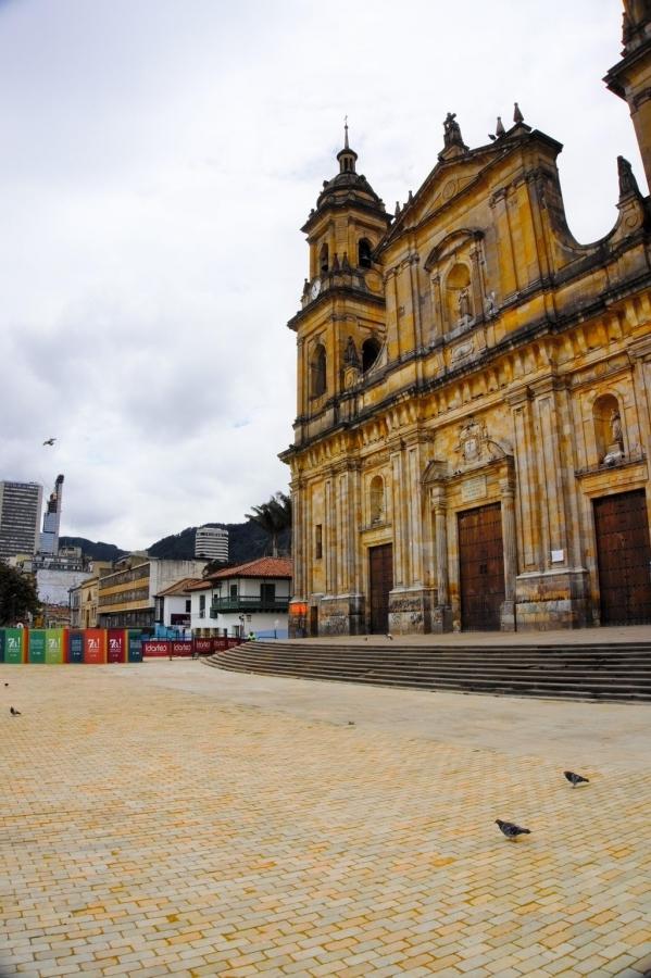 Diseños y Construcción de la Primera Etapa de la Peatonalización de la Carrera Séptima con Cicloruta y Sistemas Urbanos de Drenaje Sostenible (SUDS) entre las calles 10 y 13 (Avenida Jimenez) en Bogotá D.C.