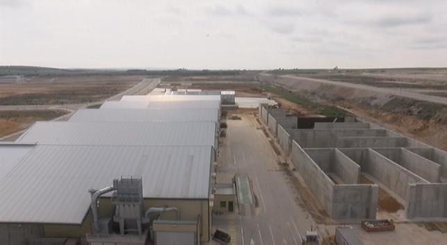 Centro Logistico de Valcorba, Fase II (Soria)