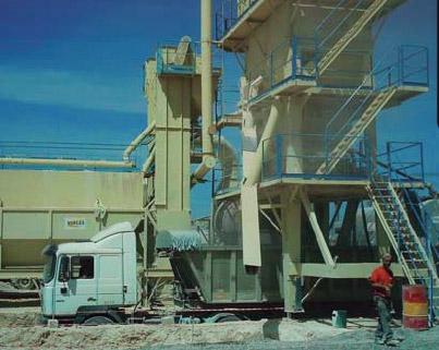 Planta de fabricación de MBC en Mariana (Cuenca)