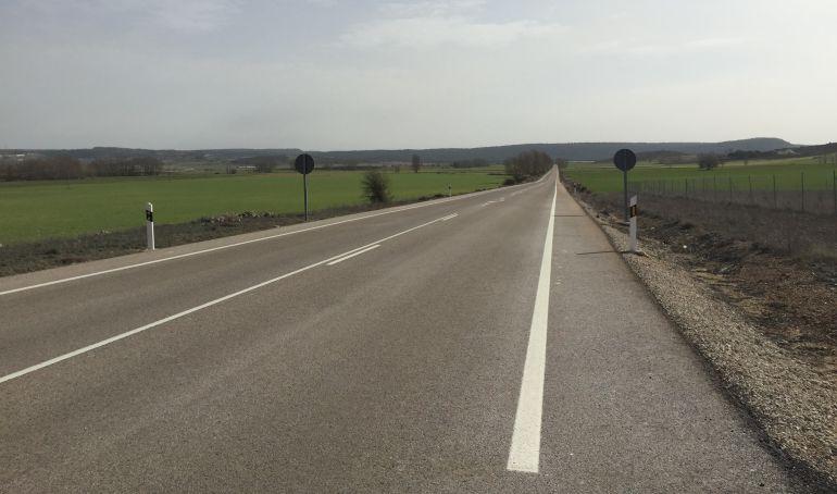 Mantenimiento y conservación de Carreteras de la Diputación de Cuenca