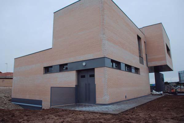 Centro de acogida y atención social en Valdemoro (Madrid)