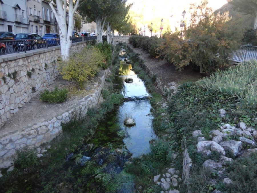 Cauce Río Huécar