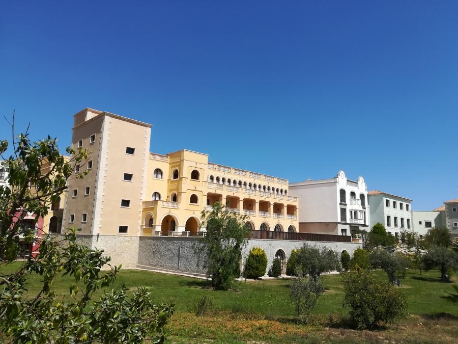 Reforma 120 habitaciones en el Hotel Melia Villaitana en Benidorm, Fase I (Alicante)