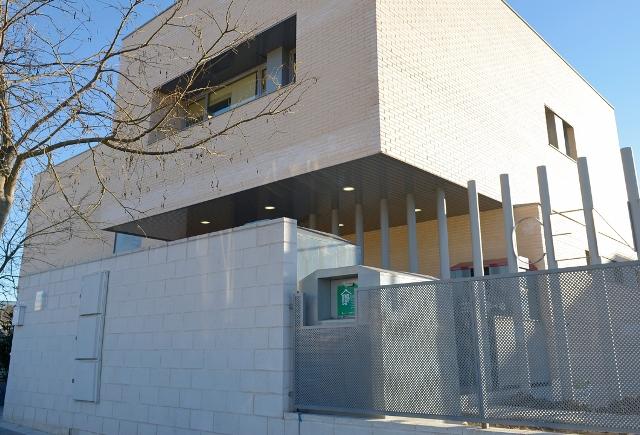 Centro de acogida y atencion social de Valdemoro (Madrid)