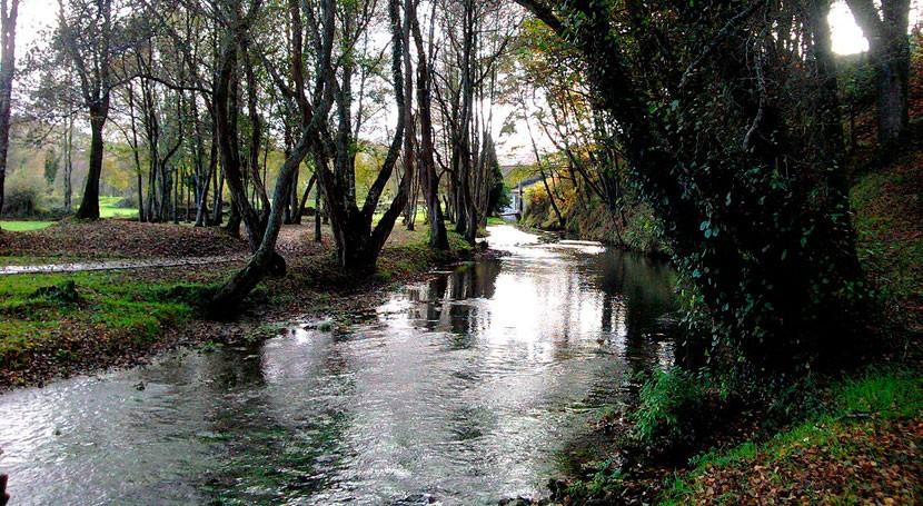 Restauración de cauces de los ríos Miño y Sil