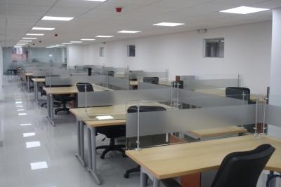 Instalacion de Redes Electricas, redes de cableado estructurado, suministro y dotacion de muebles en la sede definitiva (FONCEP) ubicada en los pisos 2, 6 y 7 de la Torre del Condominio Parque Santander (COLOMBIA)