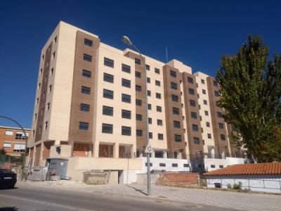 imagen Construccion de 48 viviendas, Locales, trasteros y garajes en parcela edificatoria de la UE-11 de Cuenca, Camino de Cañete (Cuenca)