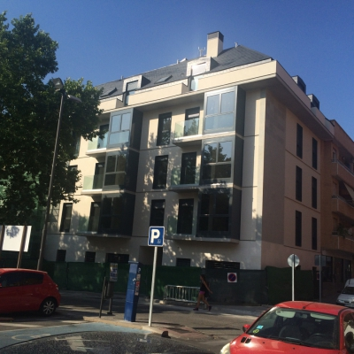 Promoción de 10 viviendas para la EMSV de Boadilla del Monte