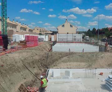 imagen Construcción de bloque de 12 viviendas en Tarancón (Cuenca)