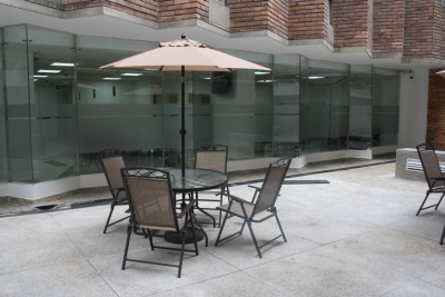 imagen Instalacion de Redes Electricas, redes de cableado estructurado, suministro y dotacion de muebles en la sede definitiva (FONCEP) ubicada en los pisos 2, 6 y 7 de la Torre del Condominio Parque Santander (COLOMBIA)