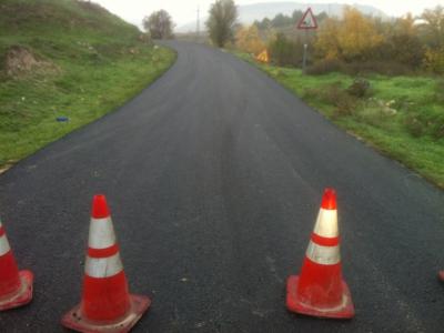 imagen Acondicionamiento y pavimentacion de camino vecinal Tinajas-Castejon (Cuenca)