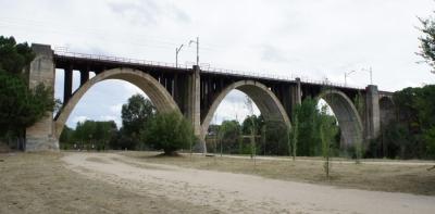 Mantenimiento y Reparacion de Estructuras de la Red de Carreteras de la Comunidad de Madrid