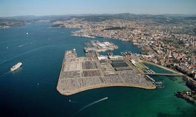 Reordenacion del acceso a la Terminal de Transbordadores de Bouzas, Vigo