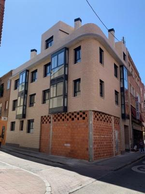 imagen Construcción de 8 viviendas y locales en Vallecas (Madrid)