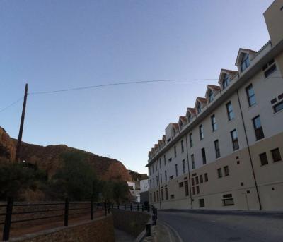 imagen Ejecucion de los trabajos llave en mano de un Hotel en Cortes y Graena (Granada)