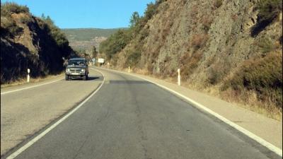 Rehabilitacion del firme de las ctras N-525, N-120, N-544 y N-120a en los T.M. de Ourense, Coles y San Cibrao (Ourense)