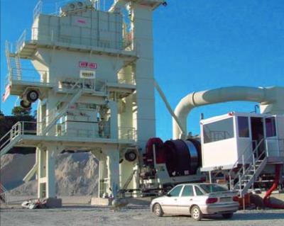 imagen Planta de fabricación de MBC en Vegas de Matute (Segovia)