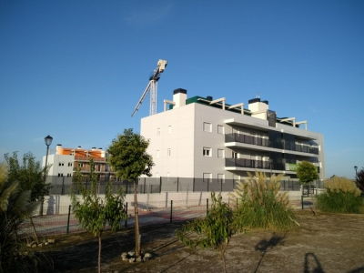 Construcción de 76 viviendas en Illescas (Toledo)