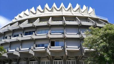 imagen Fachadas IPCE en la Ciudad Universitaria (Madrid)