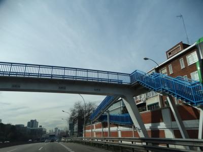 imagen Mantenimiento y Reparacion de Estructuras de la Red de Carreteras de la Comunidad de Madrid