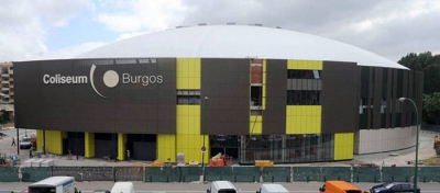 imagen Remodelacion de los vestuarios y enfermeria de la instalacion denominada Coliseum de Burgos