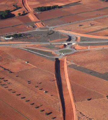 Interconexión de la Ctra. CM-3201 con autovía A-31
