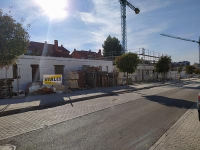 imagen Promoción de 61 viviendas unifamiliares pareadas en Rivas Vaciamadrid