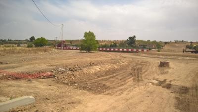 imagen Urbanizacion Fase I Calle Larga, en el municipio de Cenicientos (Madrid)