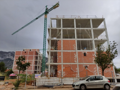 Ejecución de 60 VPO en Denia (Alicante)